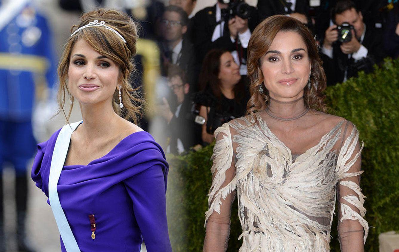 Los motivos por los que Rania de Jordania es ya más una 'celebrity' que una 'royal'