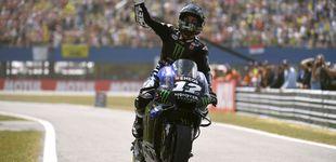 Post de Resultado de MotoGP: Maverick Viñales avisa a Quartararo y vence a golpe de rodillo