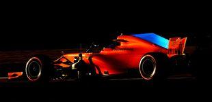 Post de El día de sonrisas y lágrimas que acabó con Alonso sacando a su equipo del abismo