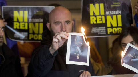 "La quema de banderas de la CUP incendia a sus socios de Junts Pel Sí: ""Daña al 'procés'"""