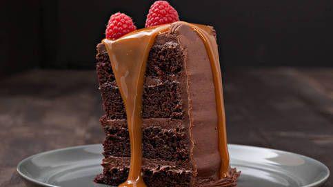 Caramelo salado, la clave para una tarta de chocolate única