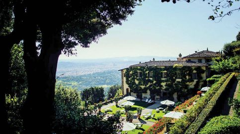 Villa San Michele: un insólito hotel medieval sobre Florencia