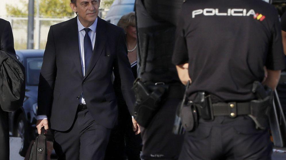 Foto: El exsecretario de Estado de Hacienda y exvicepresidente de Caja Madrid, Estanislao Rodríguez-Ponga. (EFE)