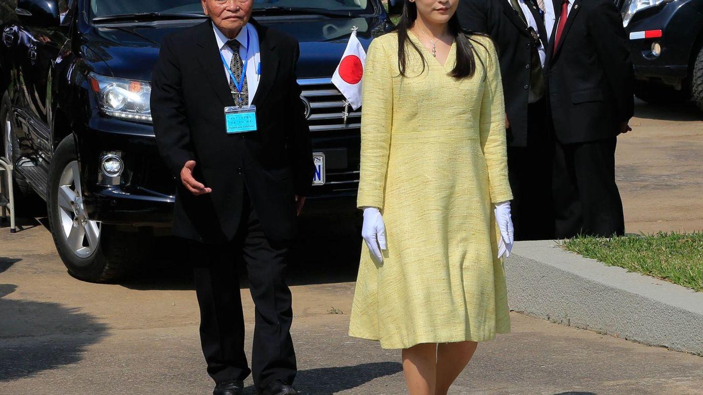 La princesa Mako de Japón, en una imagen de archivo. (EFE)