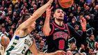 Vídeo: el increíble final del Hornets-Bulls de la NBA (y los 13 triples de LaVine)