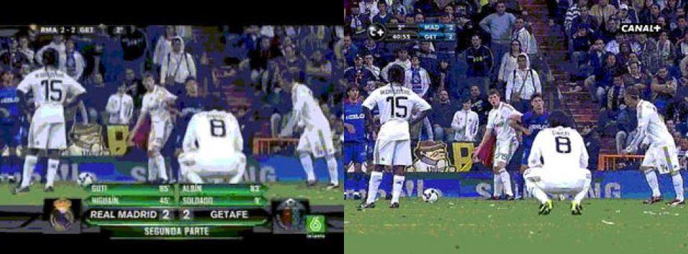 Sogecable se querella contra los directivos de La Sexta por piratear las imágenes del Real Madrid-Getafe