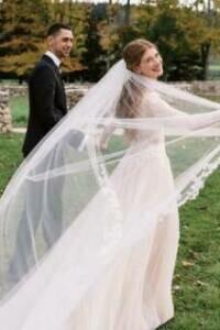 Jennifer Gates revela los secretos detrás de su millonaria boda
