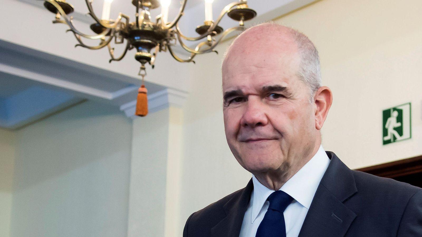 Foto: El expresidente de Andalucía, Manuel Chaves. (EFE)