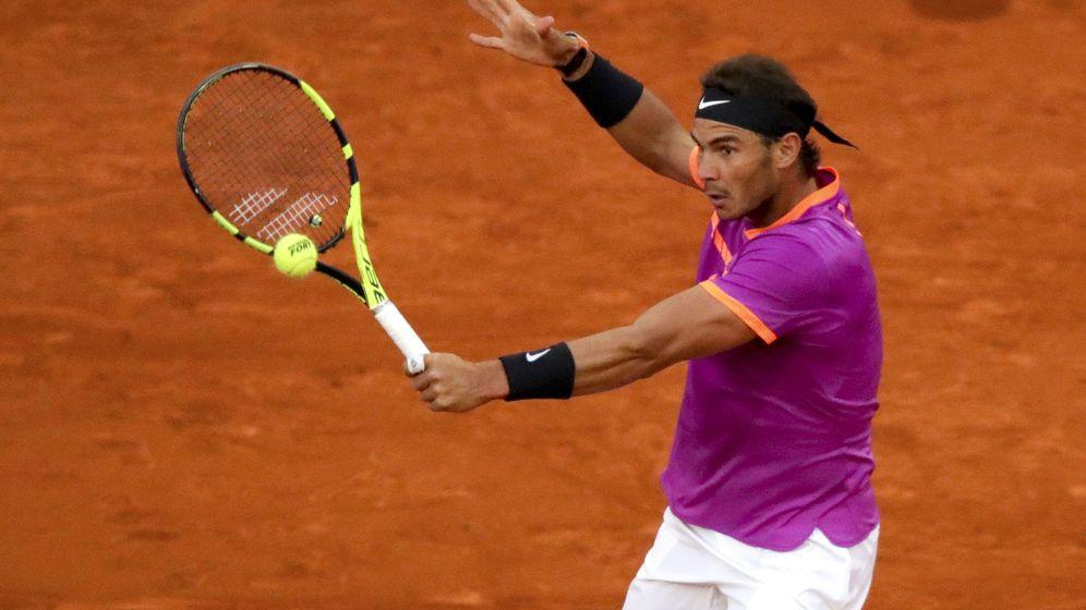 Foto: Nadal, contra Kyrgios. (EFE)