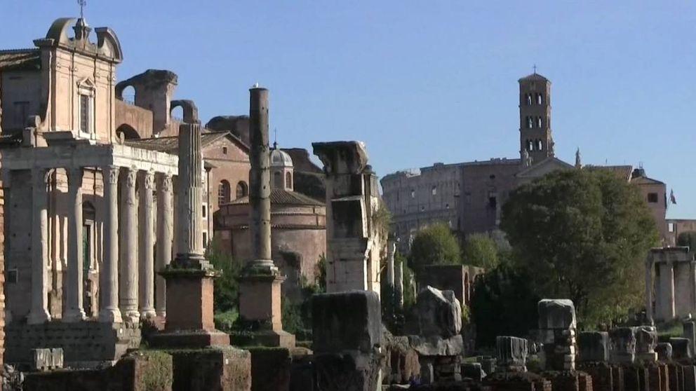Los secretos de Roma, al descubierto: la 'farmacia' que permanecía oculta bajo tierra
