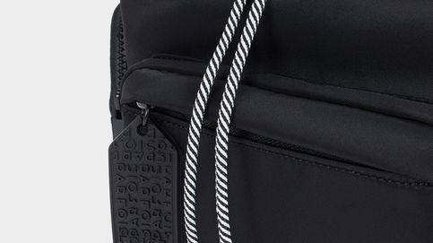 La mochila que llevarás a juego con tus zapatillas deportivas negras está en Parfois