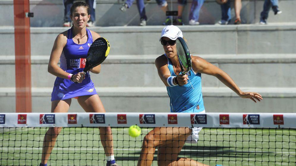 Foto: Marta Ortega y Lucía Sainz luchan por las dos últimas plazas (Foto: WPT)