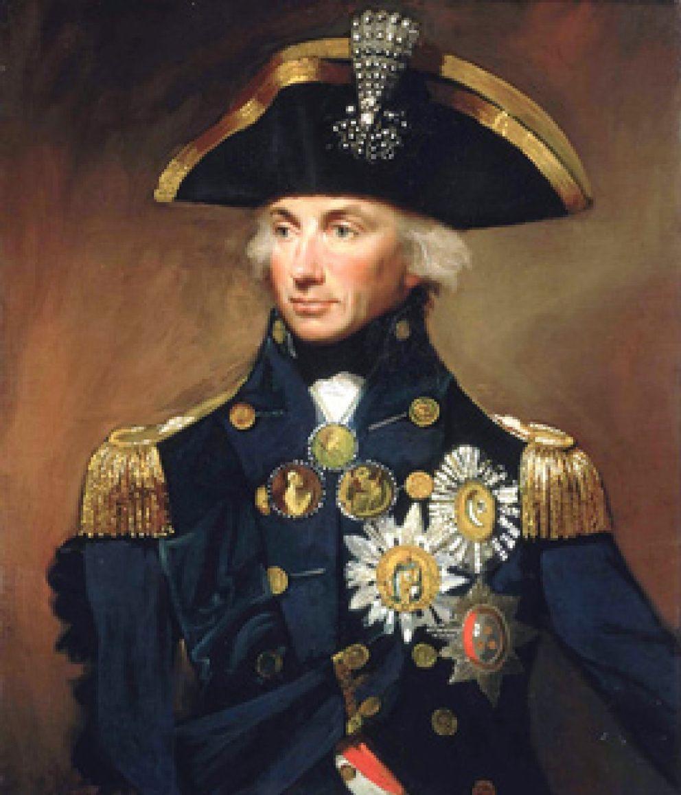 Foto: Así deben comportarse los ganadores, según el hombre que derrotó al almirante Nelson