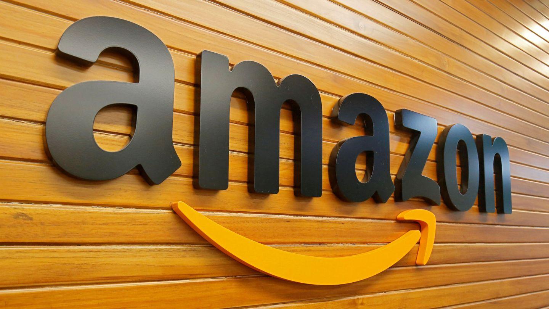 Logo de la compañía Amazon. (Reuters)