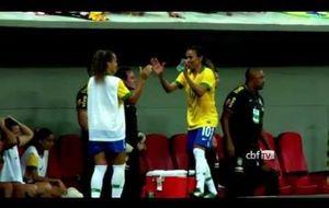 El show de Marta en el Brasil-Estados Unidos