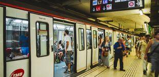 Post de Así es el aire que respiras cuando vas en metro: qué nos enseña Barcelona