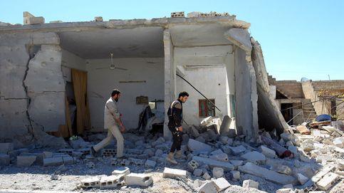 La localidad siria que sufrió el ataque químico busca volver a la normalidad