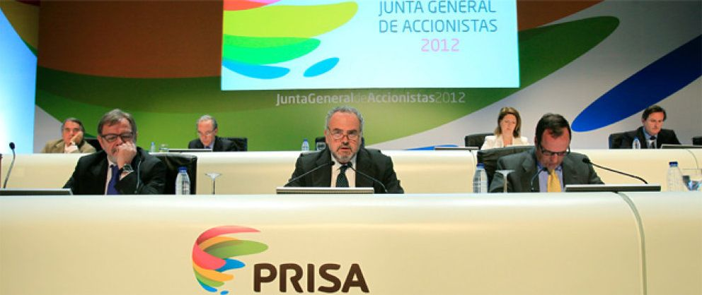 Foto: Prisa premia a sus 100 ejecutivos 'top' con 28 millones en bonus y acciones