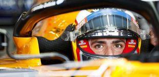 Post de Carlos Sainz, o cuando la vida se trata de algo más que dar vueltas a un circuito de carreras