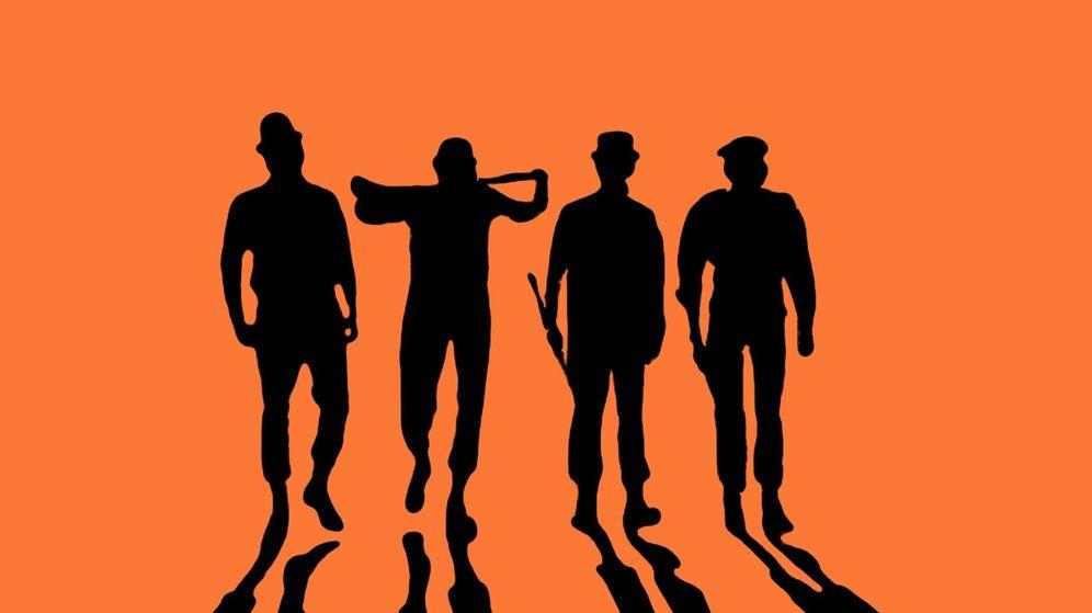 Foto: 'La naranja mecánica'