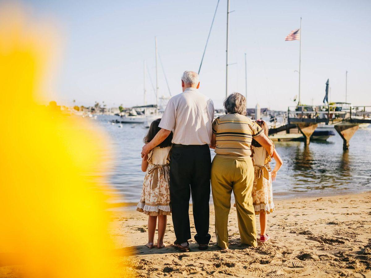 Foto: El 26 de julio es el Día de los Abuelos y Abuelas (Pexels)