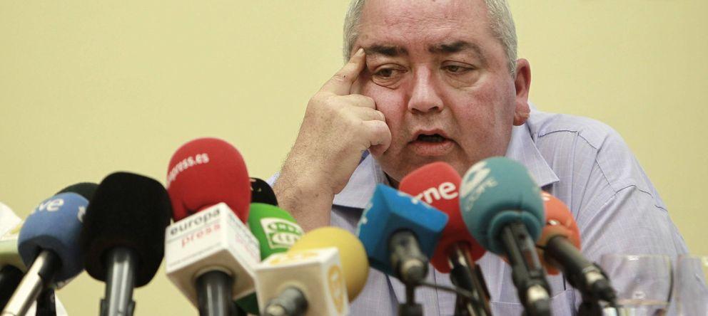Foto: El exsecretario general de UGT-Andalucía, Manuel Pastrana. (EFE)