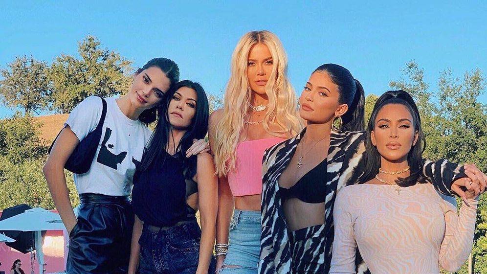 Foto: Las hermanas Kardashian Jenner son fanáticas de este tipo de bikinis. (Instagram, @kimkardashian)