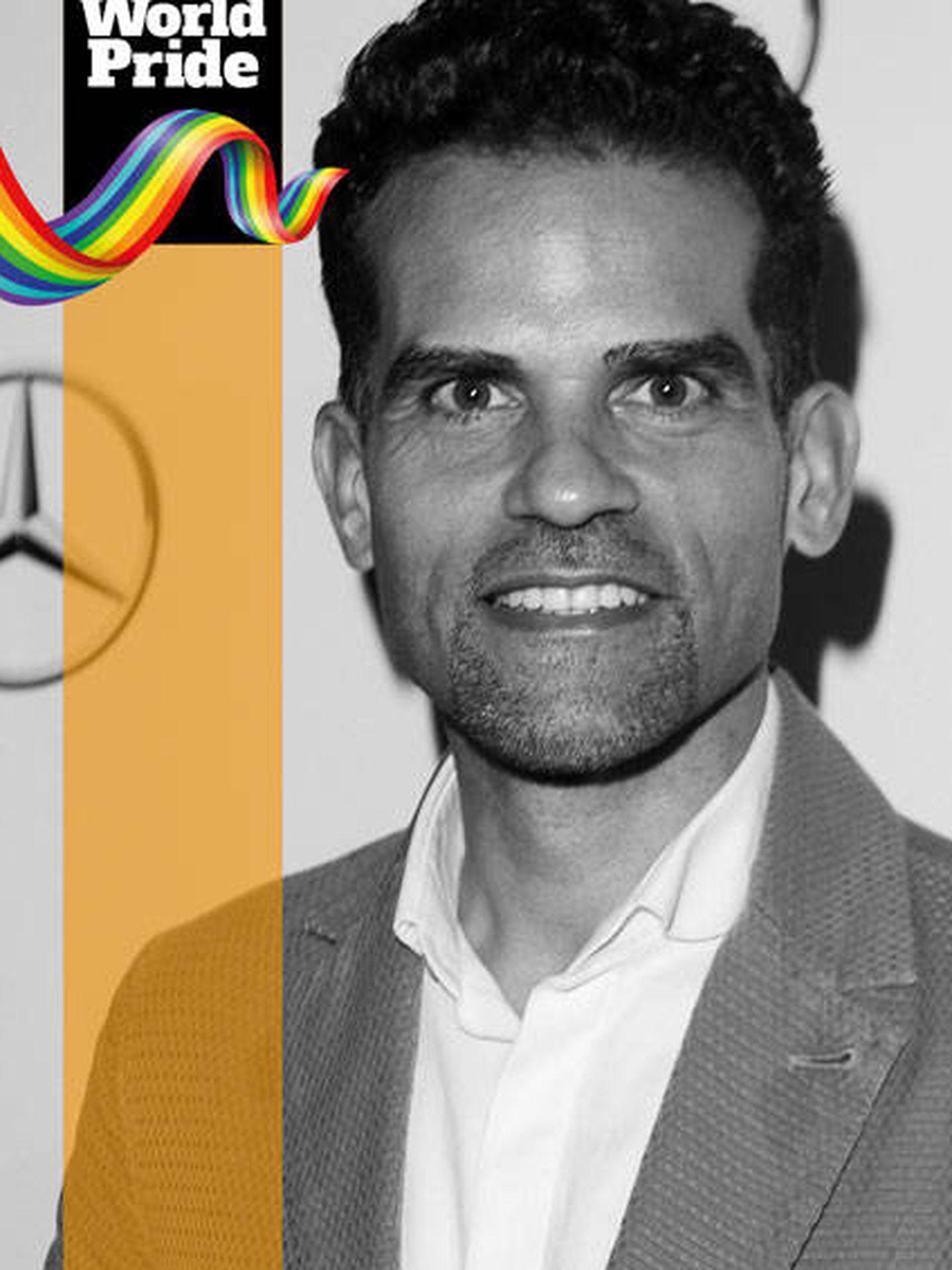 Orgullo LGTBI 2017: Antonio Najarro.