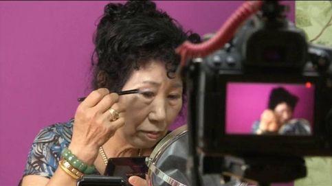 Una abuela surcoreana se convierte en estrella de Youtube gracias a su nieta