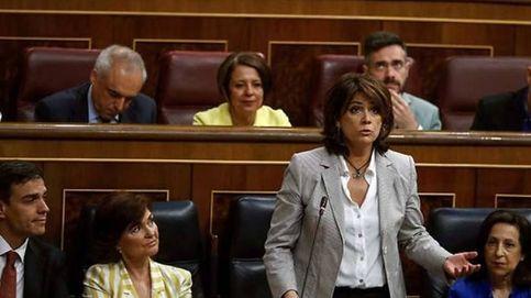 Silencio de Calvo y Delgado a la pregunta de si Sánchez indultará a los golpistas