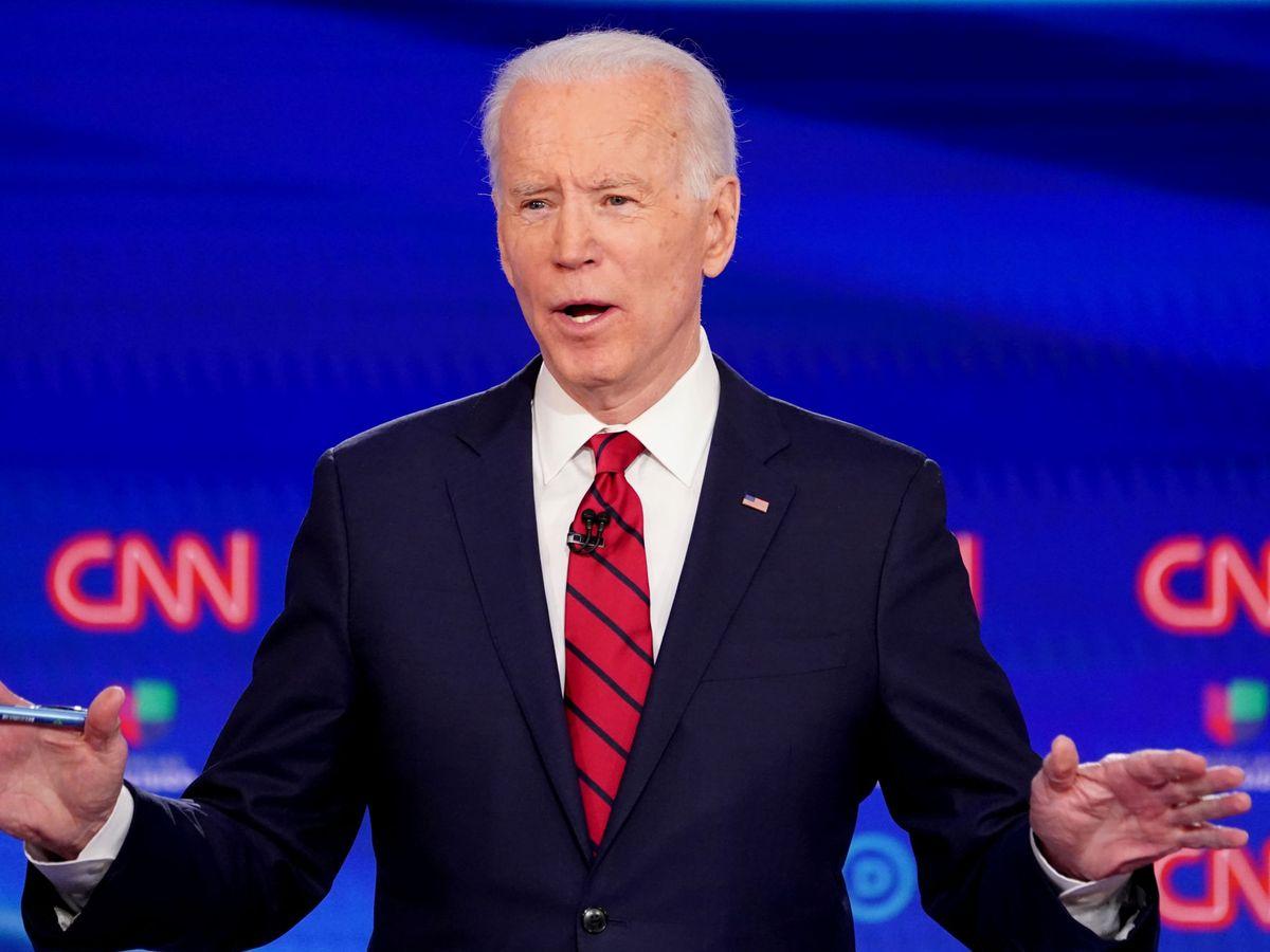 Foto: Joe Biden (Reuters)
