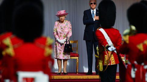 Isabel II: su encuentro con Biden tras su golpe en la mesa frente a Harry y Meghan