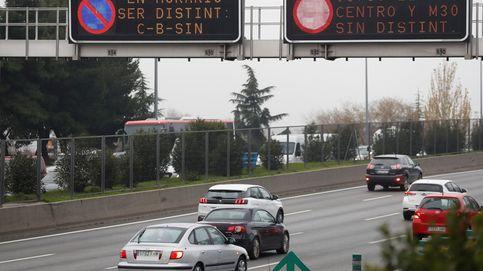 Este viernes, prohibido aparcar en SER: se permitirá circular por la M-30 al ser Navidad