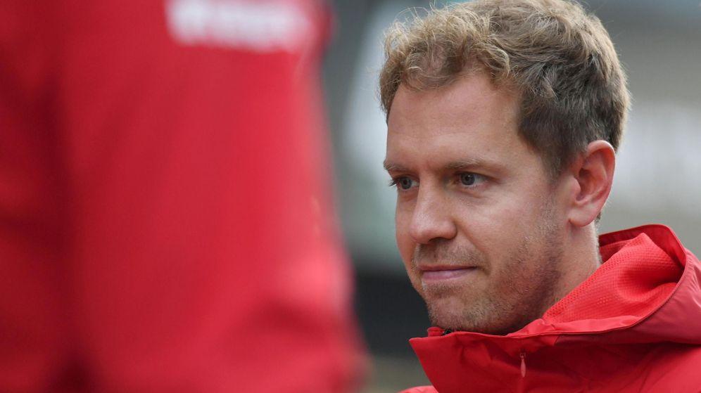 Foto: Vettel está sufriendo su peor temporada en Fórmula 1. (EFE)