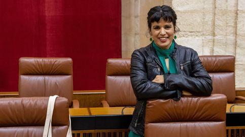 Teresa Rodríguez acusa a Podemos de matonismo y represión sindical
