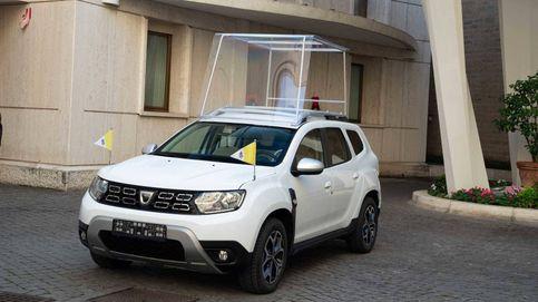 El Papa Francisco tiene nuevo coche: el Papamóvil es, desde hoy, un Dacia Duster
