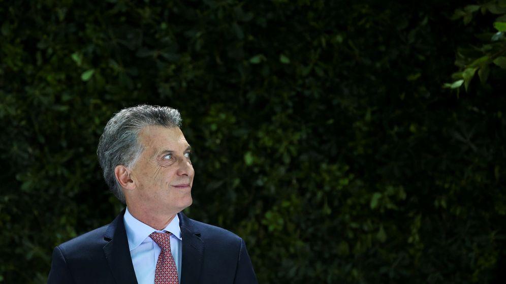 Foto: Mauricio Macri, en una imagen de archivo. (Reuters)