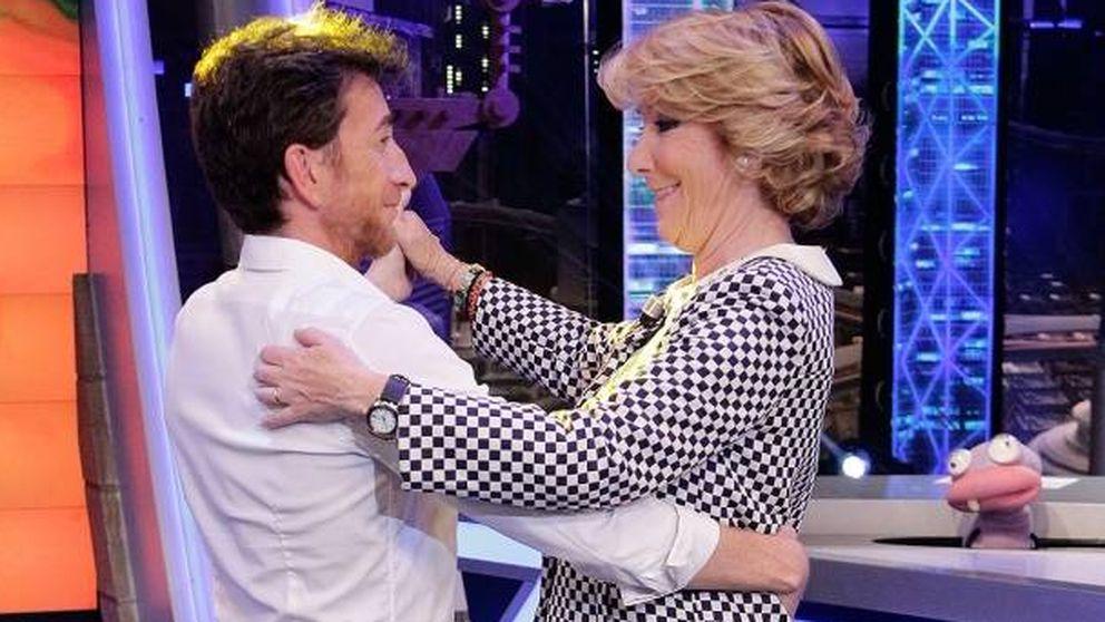 Los momentazos televisivos de Esperanza Aguirre: pullas, zascas y bailes