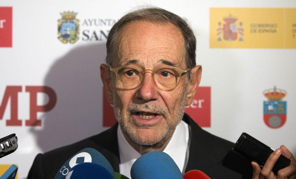 Foto: El exministro de Exteriores Javier Solana. (EFE)