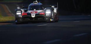 Post de El Toyota 8 de Fernando Alonso se queda sin la pole y saldrá 2º en las 24 Horas de Le Mans