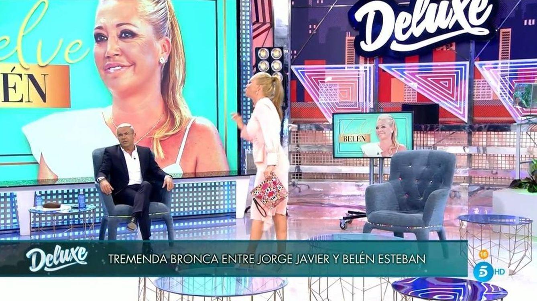 Carlos Herrera quiere a Belén Esteban de tertuliana tras su discusión con Jorge Javier