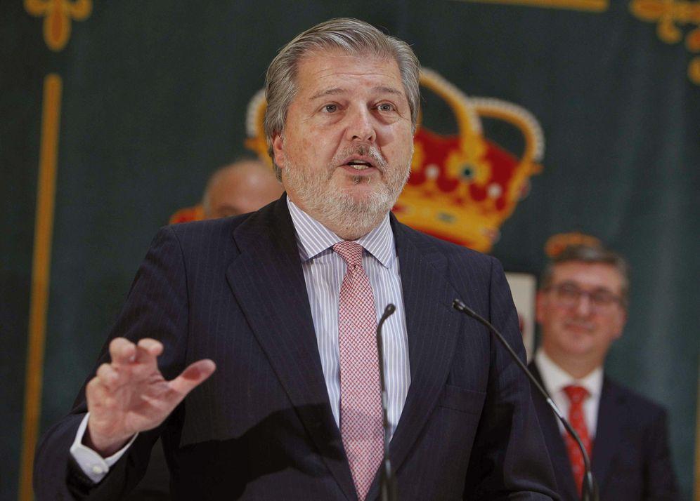 Foto: El nuevo ministro de Educación, Íñigo Méndez de Vigo. (EFE/ Juan M. Espinosa)