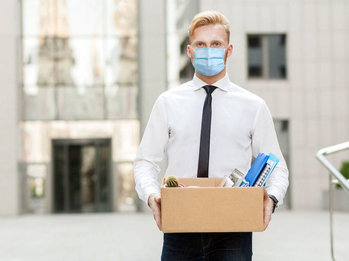 Debes poner que te han despedido por la pandemia en el currículum?