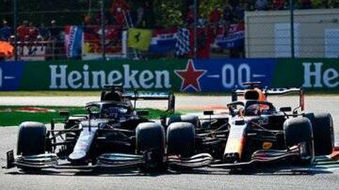 Cuando Lewis Hamilton parece culpable por ser el que más tenía que perder