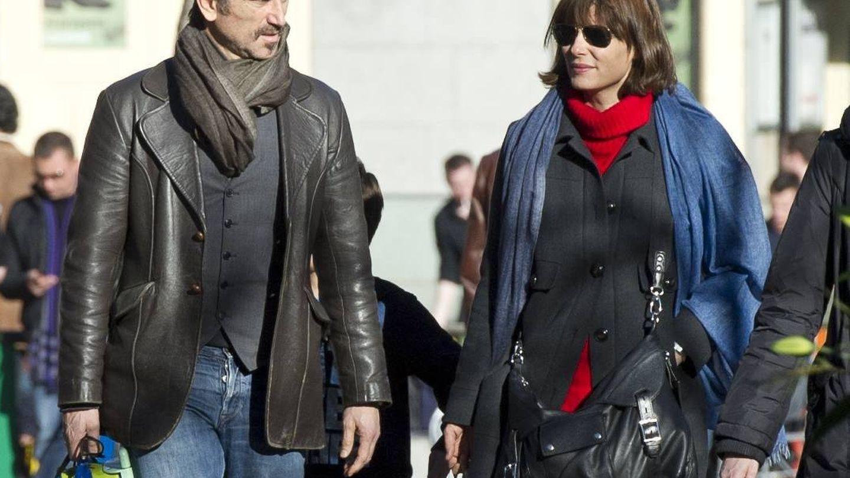 Aitana con su marido en una imagen de archivo. (Cordon Press)
