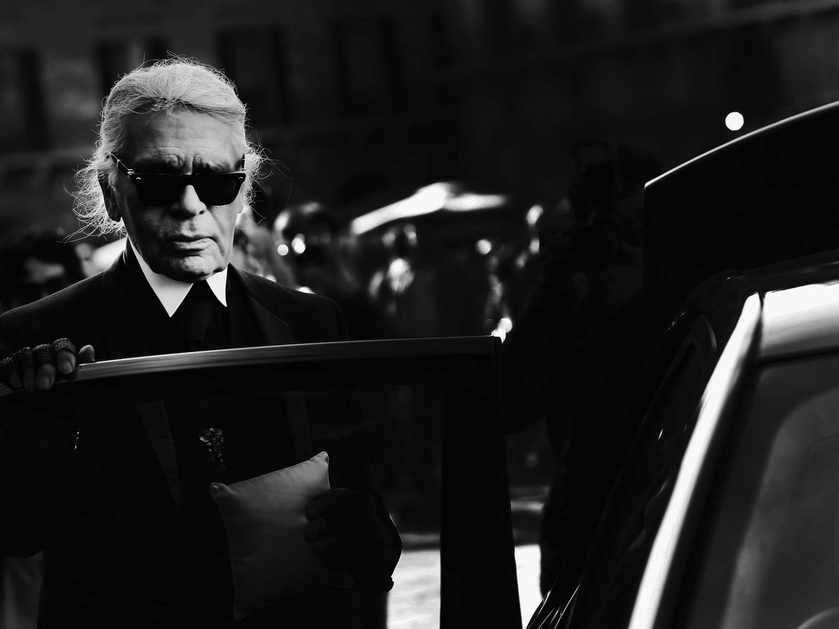 Foto: Karl Lagerfeld. (Getty)