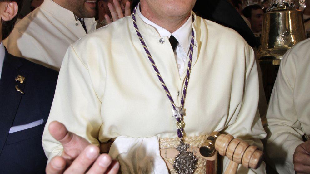 Antonio Banderas sigue fiel a las tradiciones malagueñas