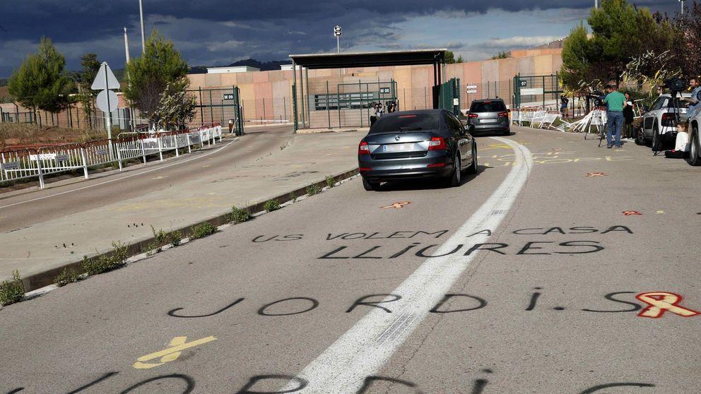 La amenaza de los CDR obliga a Interior a trasladar a los presos en una única etapa