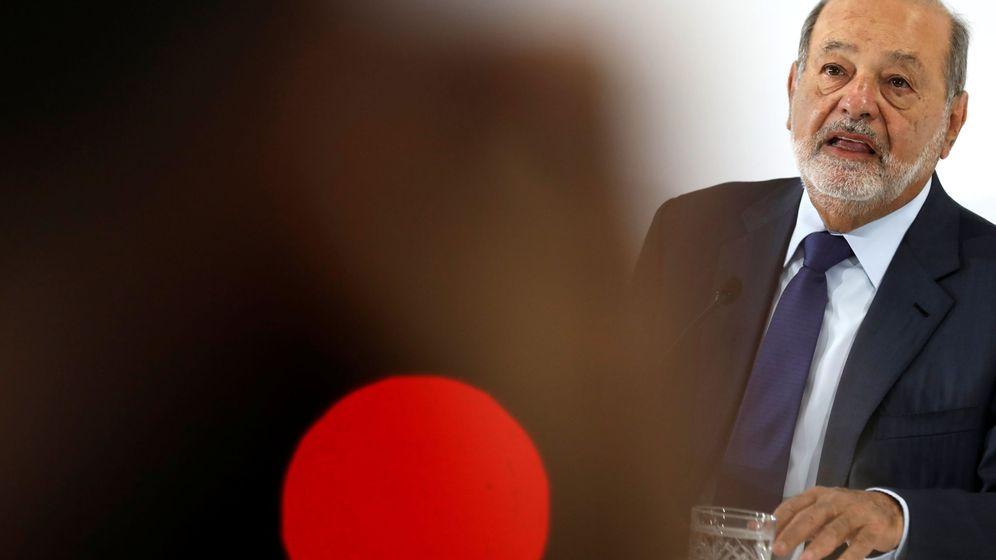 Foto: Carlos Slim, en una imagen del verano pasado. (Reuters)