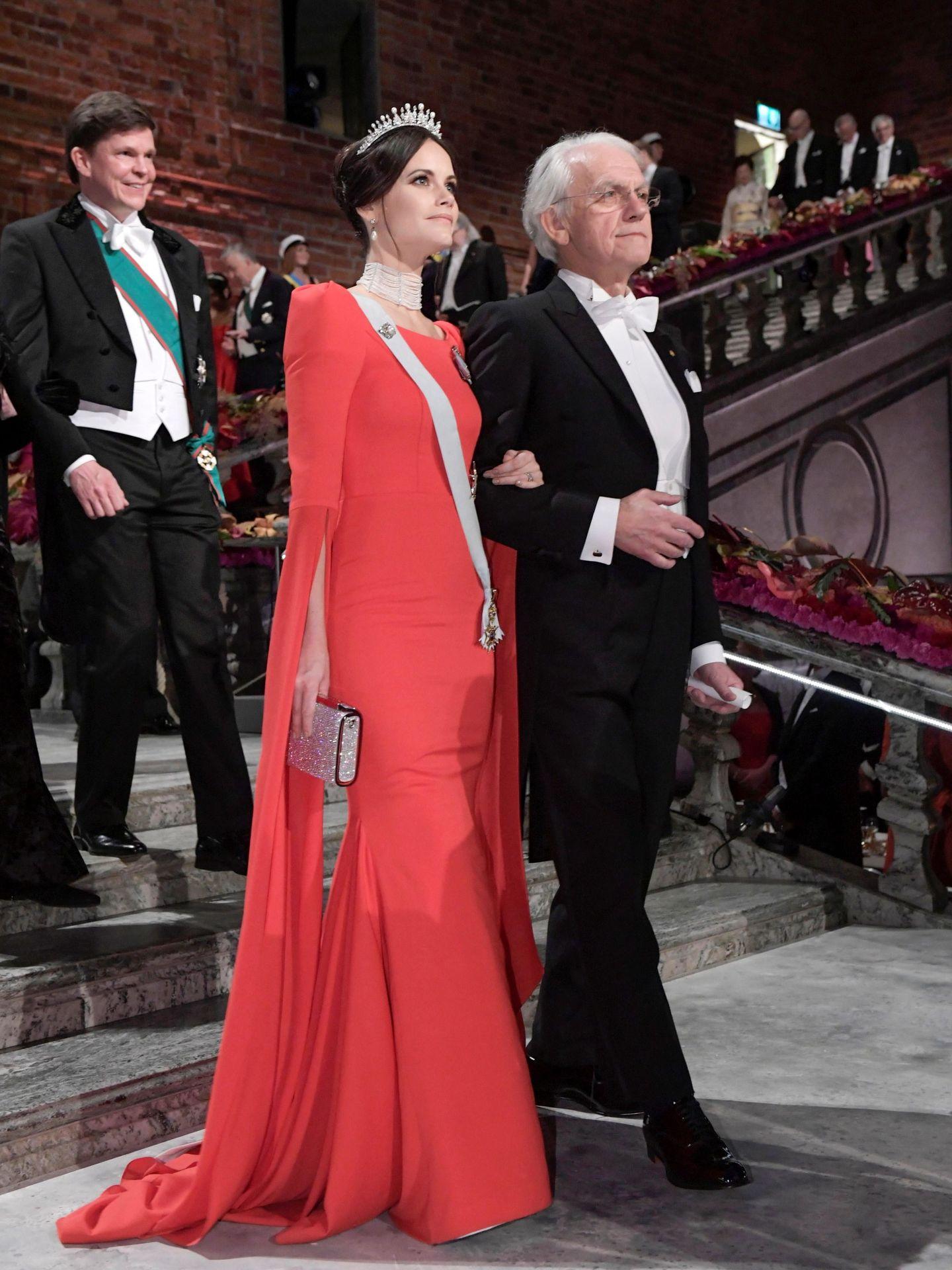 El vestido de la princesa. (Efe)